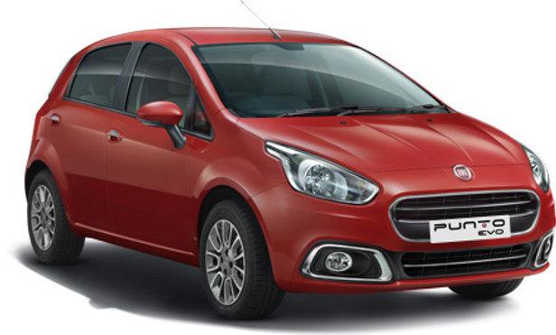 Ammortizzatori anteriori Fiat Punto Evo (199) da 2008