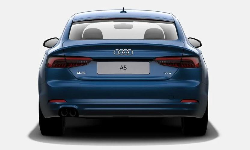Coppia di ammortizzatori anteriori Audi A5 2016-2020