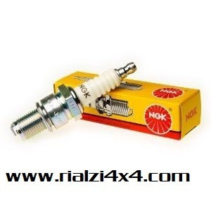 4 spark plugs Panda 1400 since 2006 CNG/LPG systems