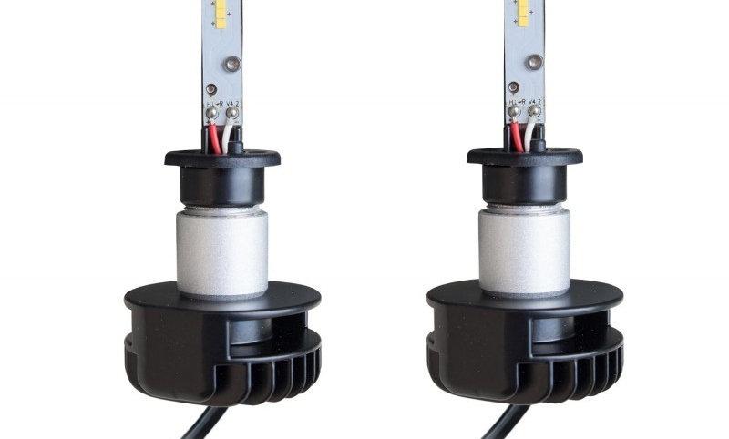 Fanless led conversion kit H1 6000°K
