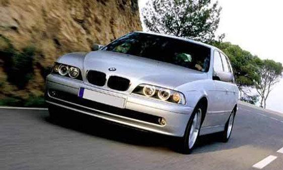 Ammortizzatori posteriori BMW Serie 5 Touring (E39) da 1995