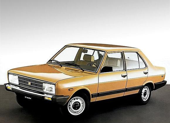 Front shock absorbers Fiat 131 Mirafiori Sedan until 1978