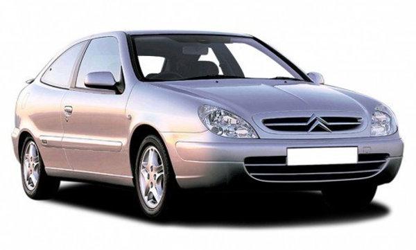 Front shock absorbers Citroen XSARA since 1997