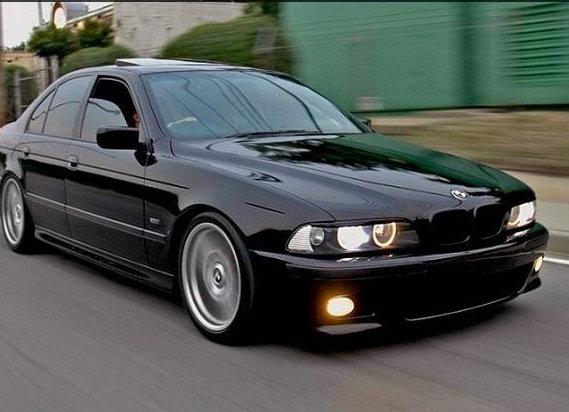 Rear shock absorbers BMW 5 Series (E39) since 1995