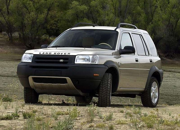 Rear shock absorbers Land Rover Freelander (LN) from 1996 to 2000