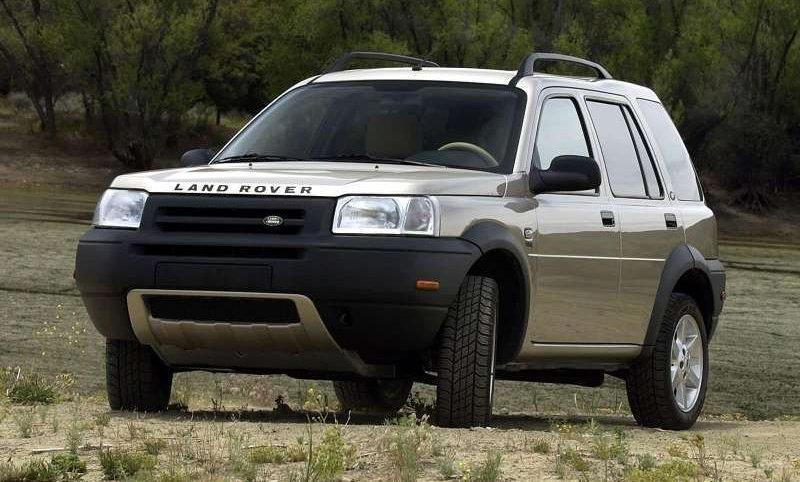 Ammortizzatori posteriori Land Rover Freelander (LN) da 96 a 00