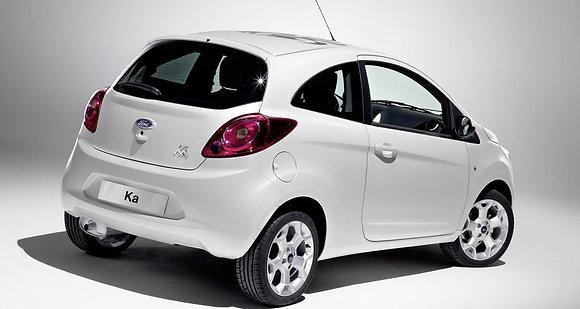 Rear shock absorbers Ford Ka gasoline since 2008
