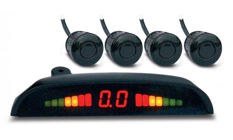 Kit sensore di parcheggio con display