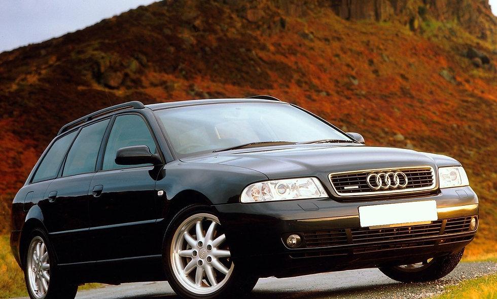 Ammortizzatori posteriori Audi A4 AVANT (8D-B5) 1999-2001