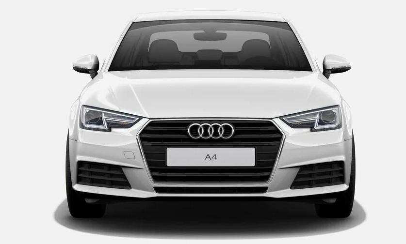 Coppia di ammortizzatori anteriori Audi A4 2015-2019