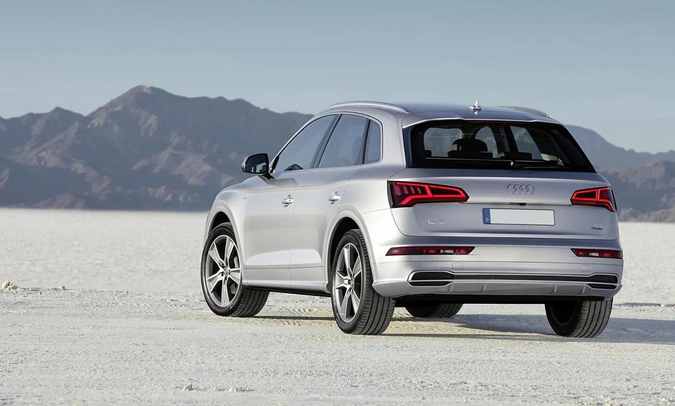 Coppia di ammortizzatori posteriori Audi q5 2016-2020