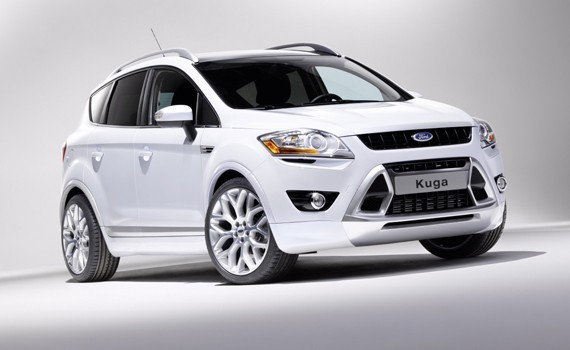 Rear shock absorbers Ford Kuga since 2008