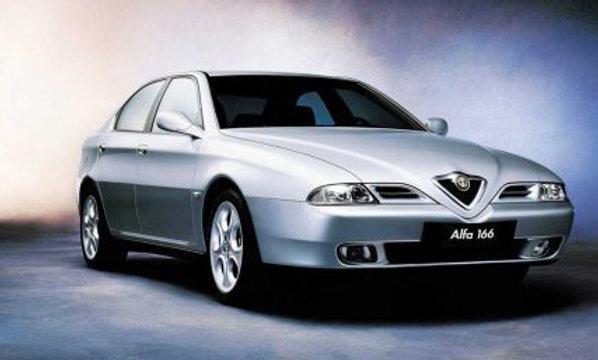 Ammortizzatori anteriori Alfa Romeo 166