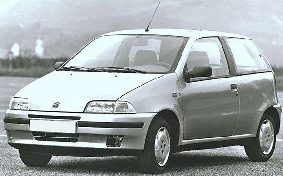 Ammortizzatori anteriori Fiat Punto I serie 55-60-75-85-90 (176) fino 1999