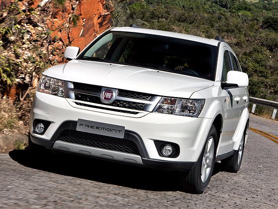 Rear shock absorbers Fiat Freemont (345) since 2011