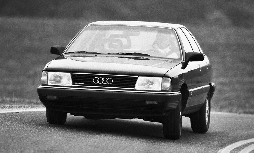 Ammortizzatori anteriori Audi 100 Quattro da 1988