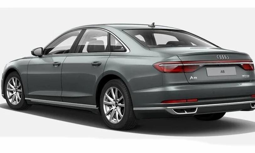 Coppia di ammortizzatori anteriori Audi a8 2017-2019