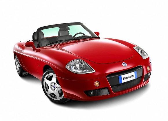 Front shock absorbers Fiat Barchetta (183) since 1995