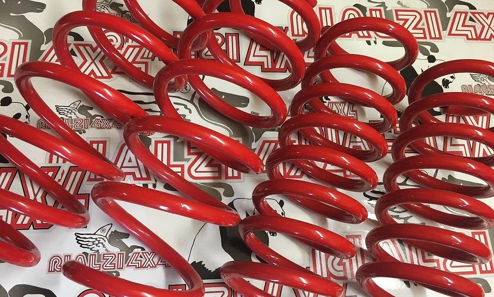 Kit molle assetto sportivo -2 cm panda 4x4 ultima serie da 2013