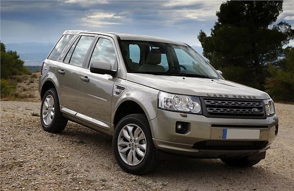 Rear shock absorbers Land Rover Freelander (FA) since 2007