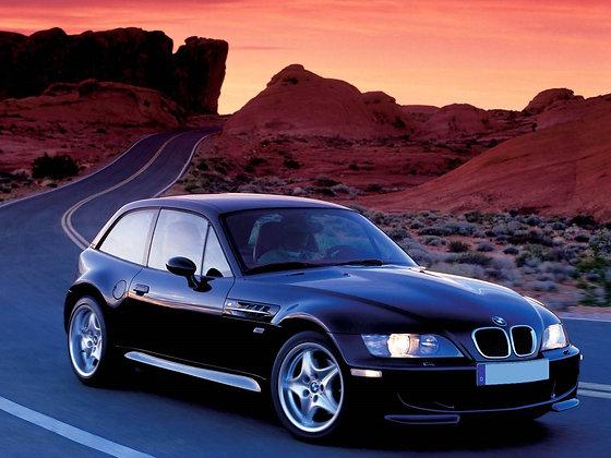 Rear shock absorbers BMW Z3 (E36) since 1995