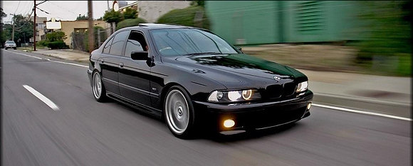 Front shock absorbers BMW 5 Series (E39) since 1995