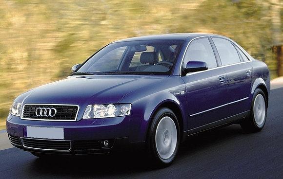 Rear shock absorbers Audi A4 (B6-8E) Sedan - SW from 00-04