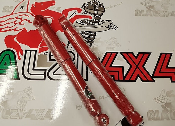 Reinforced rear shock absorbers Panda 4x4 latest series from 2013