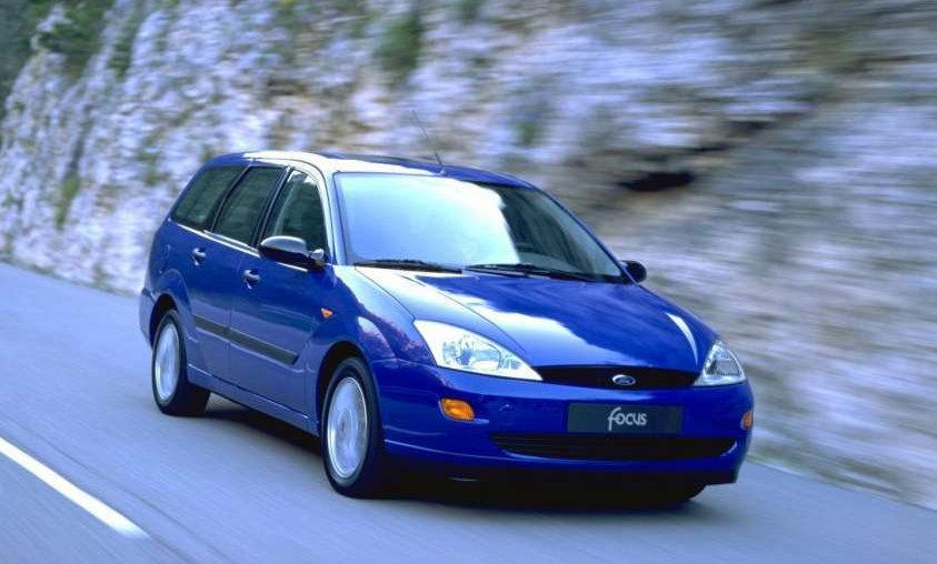 Ammortizzatori posteriori Ford Focus SW (DNW) 98-04