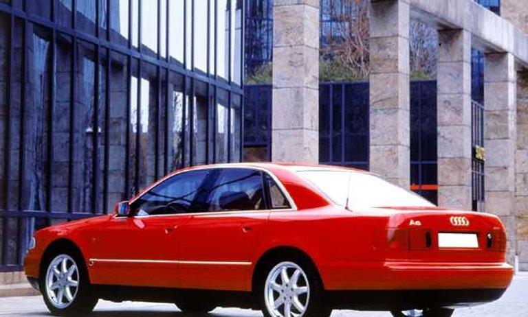 Coppia di ammortizzatori anteriori Audi A8 1994-2002