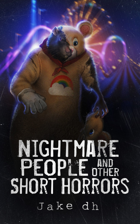 Nightmare People Now Available on Barnes and Noble/Nook!