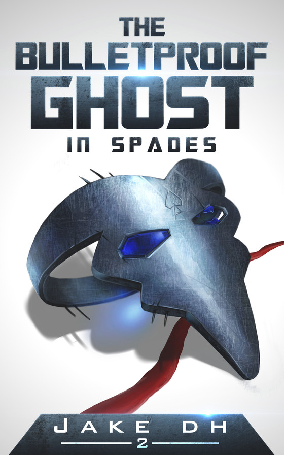The BulletProof Ghost: In Spades is now on Kindle!!