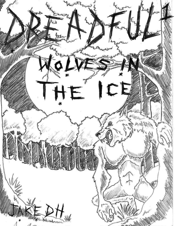 Expanded Preview: Dreadful: Wolves in the Ice