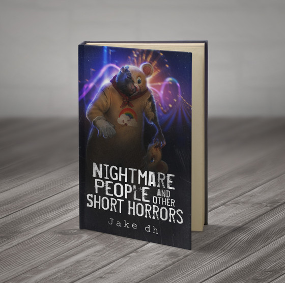 Nightmare People is Available Now!