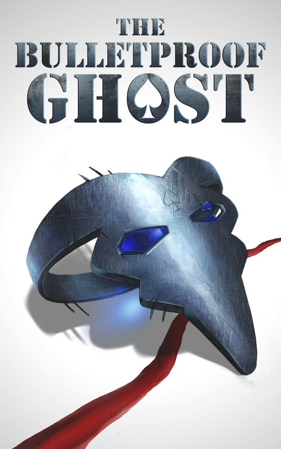 BulletProof Ghost Now Available on Nook!