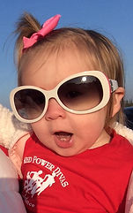 Red Power Divas start young!