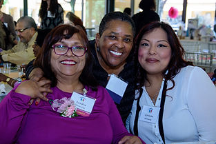 San Jose leadership at Golden Grandmothers' Luncheon