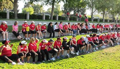 Red Power Divas - Saturday morning training