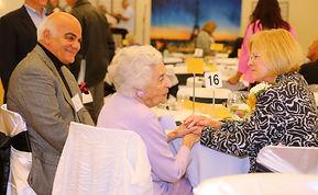 Golden Grandmothers' Luncheon - grandchildren return to tell their stories