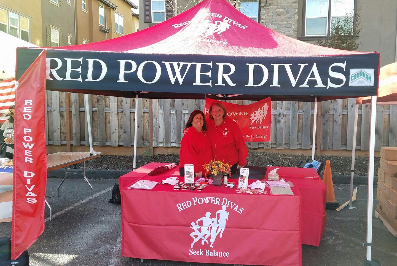 Red Power Divas