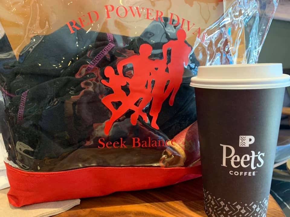 Coffee and RPD bag