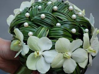 Nouvelle tendance : Bouquets de mariée