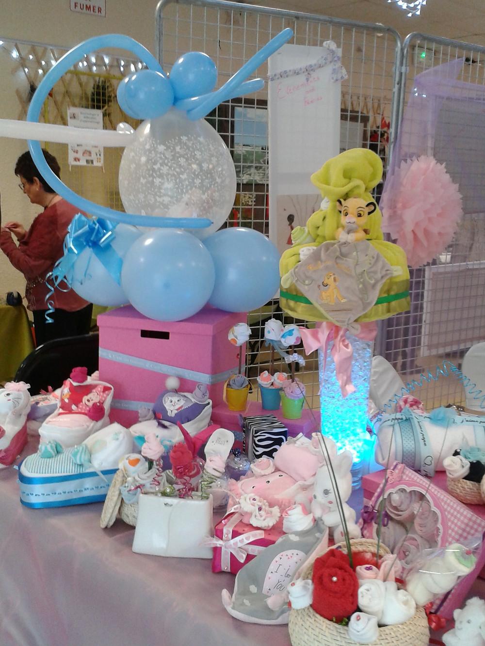 Expo cadeaux de naissance