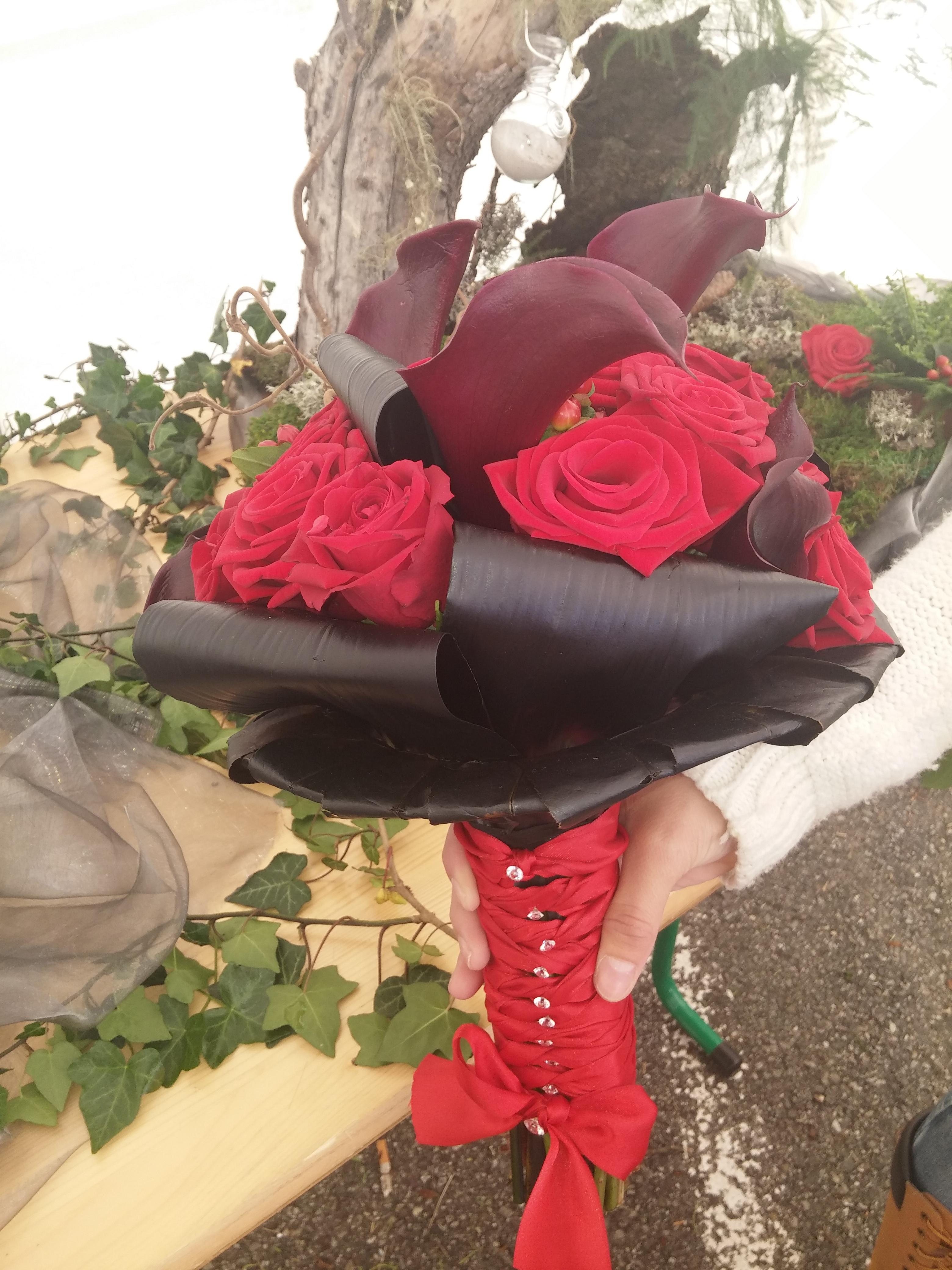 bouquet reine noire