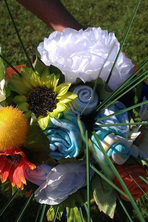 bouquet de layettes N°8