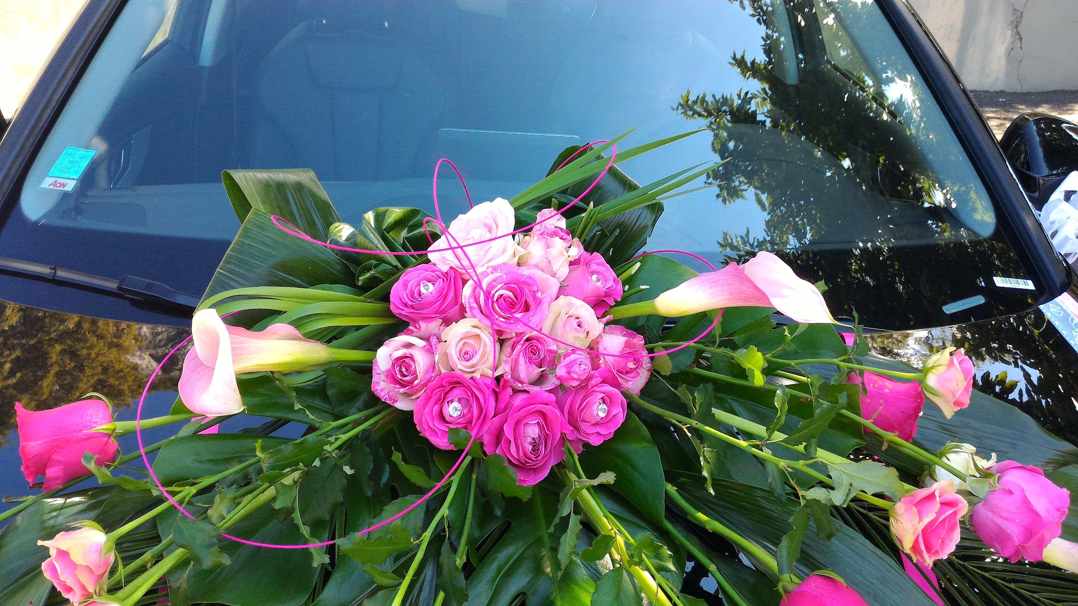 corolle de roses