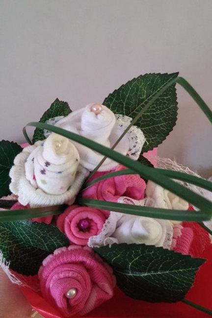 Bouquet de layettes N°3