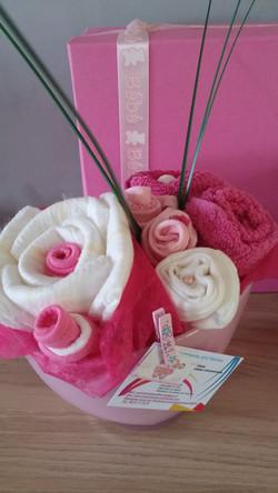 bouquet de layettes