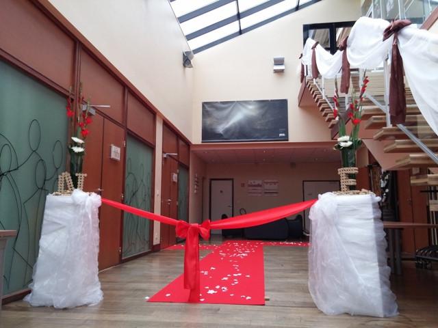 décoration hall d'entrée