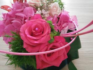 En Avril, les fleurs sont à l'honneur